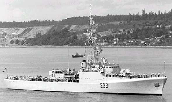 HMCS Gatineau